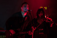 Poi Dog Pondering perform live in concert at Chicago's Metro.